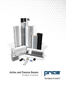 Active Beams Product Overview