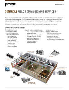 Controls Field Commissioning Services