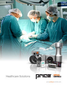 Critical Controls Healthcare Solutions