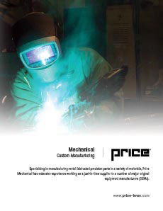 Price Mechanical  - Custom Manufacturing