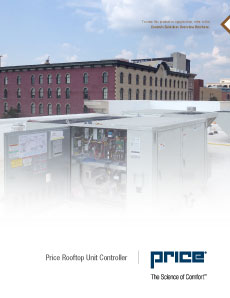 Price Rooftop Unit Controller
