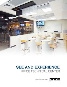 Price Technical Center Flyer