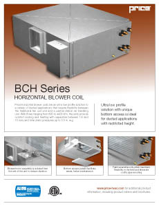 BCH Catalog Page