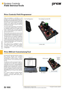 BCT Catalog Page