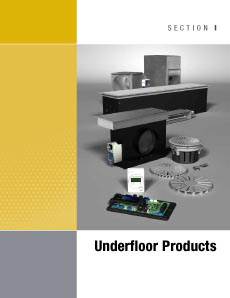Underfloor Products Catalog
