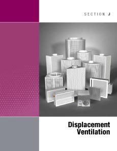 Displacement Ventilation Catalog