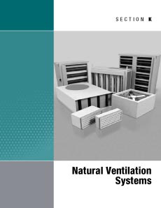 Natural Ventilation Systems Catalog
