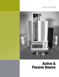 Active & Passive Beams