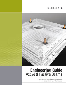 Active & Passive Beams Engineering Guide