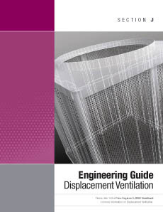 Displacement Ventilation Engineering Guide