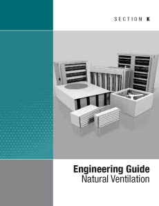 Natural Ventilation Engineering Guide
