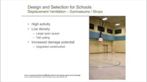Improving K-12 Classrooms with Active Beams & Displacement Ventilation