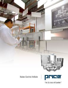 Noise Control Engineer Article