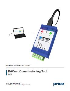 BACnet Commissioning Tool (BCT) Installation & Service Manual