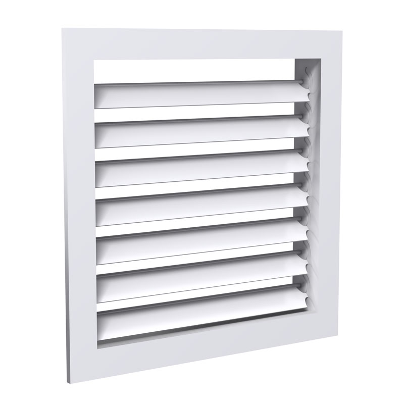 Heavy Duty Louvered Supply Grille Grilles Price Industries