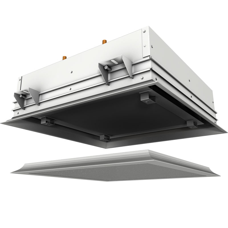 Active Chilled Beam Modular Beams Price Industries
