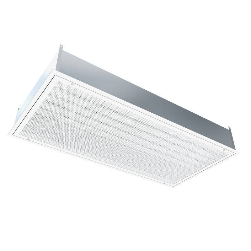 Frfdc Flush Face Radial Flow Diffuser With Hepa Filter