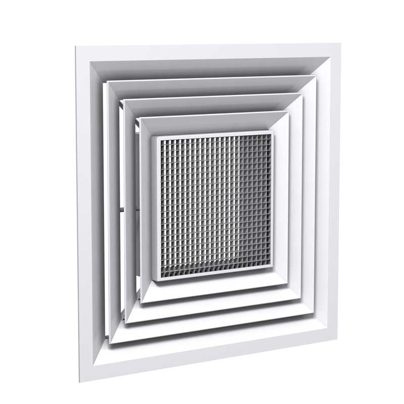 Louvered Combination Supply Return Diffusers Price