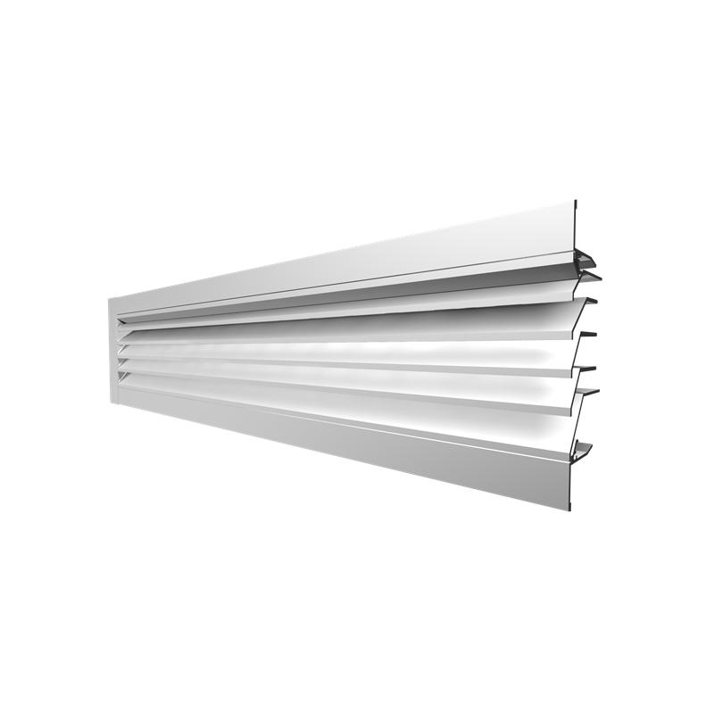 Linear Ceiling Grills : Diffusers