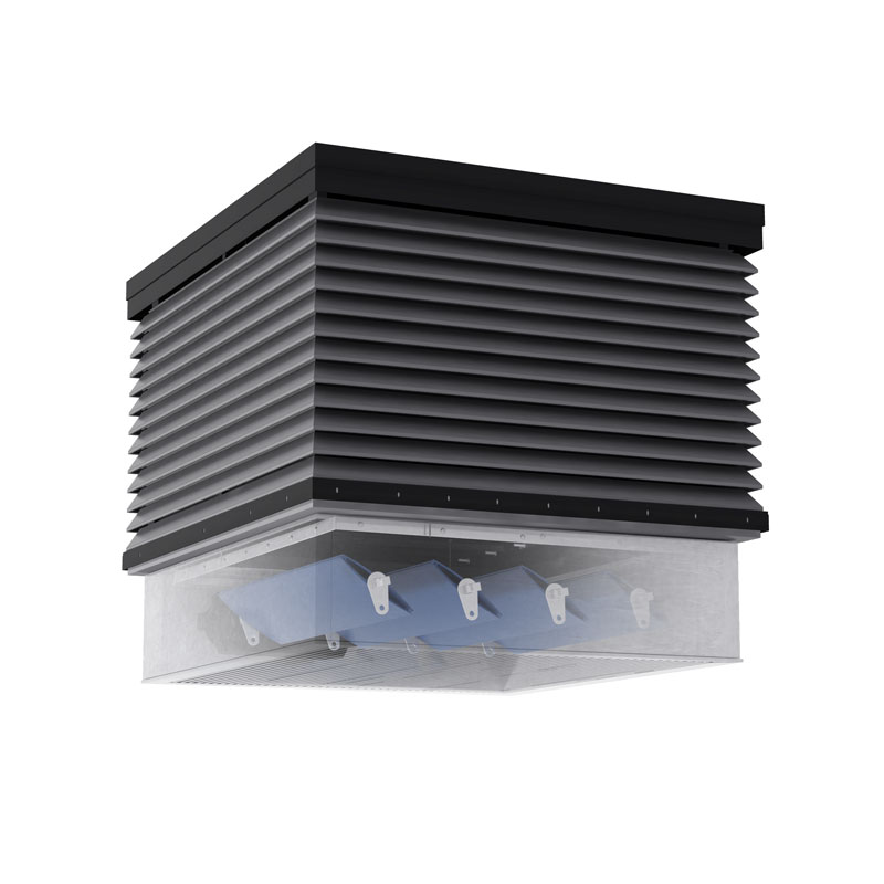 Louvers Amp Natural Ventilation