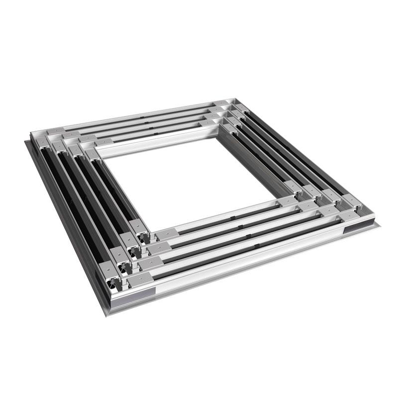 Linear Slot Diffuser 4 : Diffusers