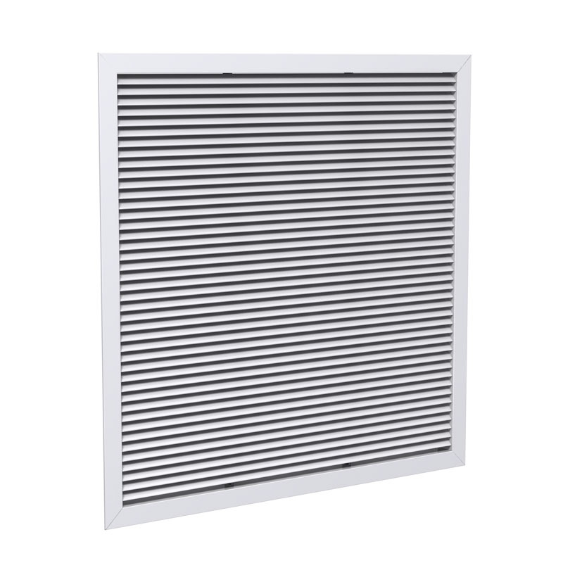 Aluminum Louvered Grille Grilles Price Industries