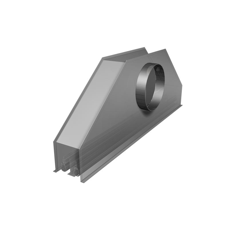 T-Bar Diffuser, Sloped Plenum - Diffusers - Price Industries
